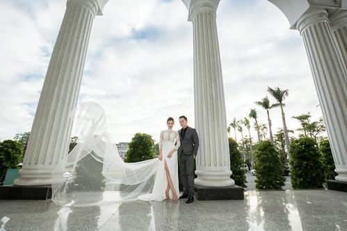 跨海飛越千里~Kiss九九麗緻婚紗替我們在台灣創造了幸福婚紗回憶錄 (34)