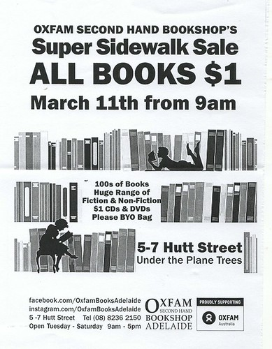 Oxfam Book Sale
