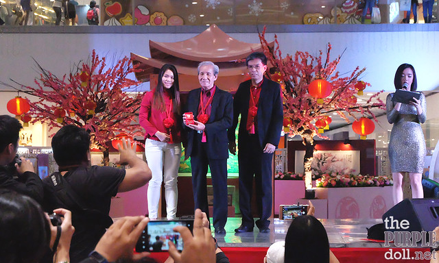 Chan Lim Patriarch celebrates 80th birthday