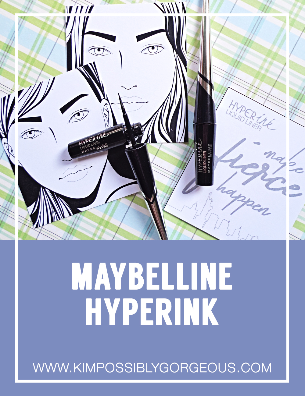 Easiest To Use Liquid Eyeliner Yet Maybelline Hyperink Liner Hyper Ink Eye Black You Have Already Heard The Buzz No Hype About New From