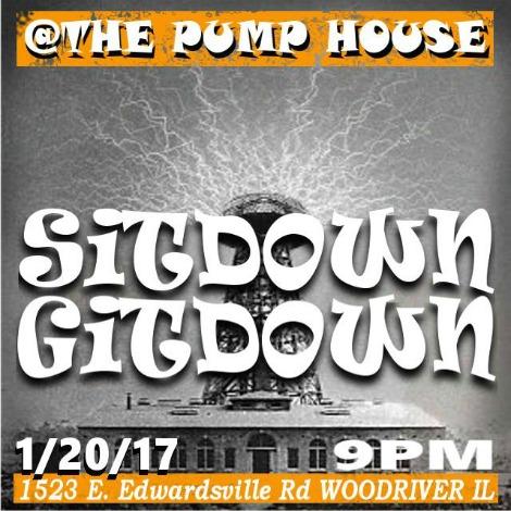 Sitdown Gitdown 1-20-17