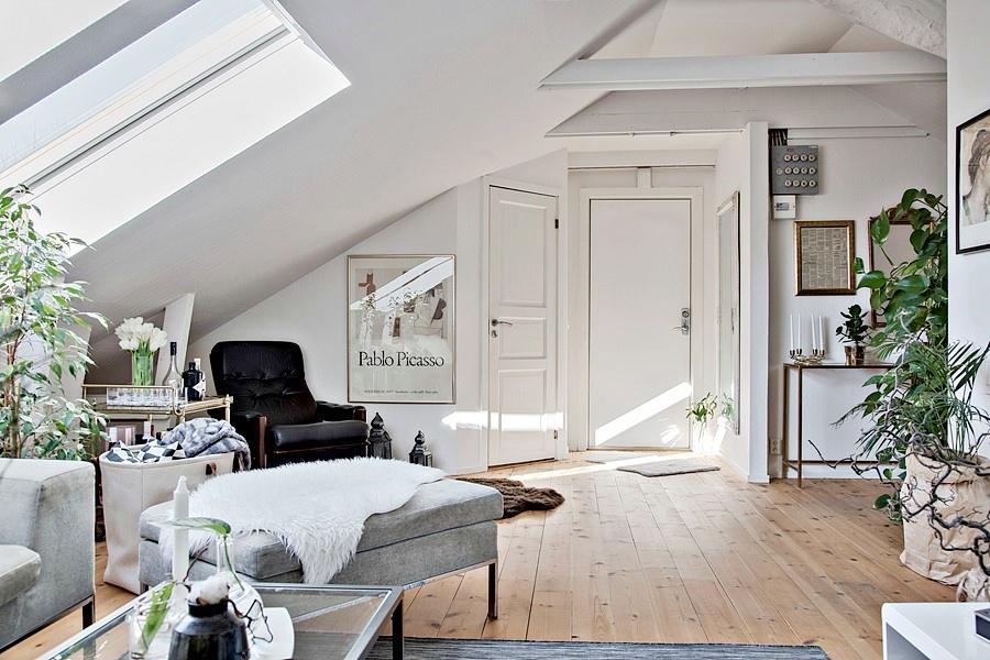 Stunning Scandinavian Home