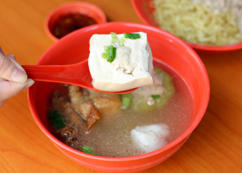 Yong Tau Foo: Hakka Beef House