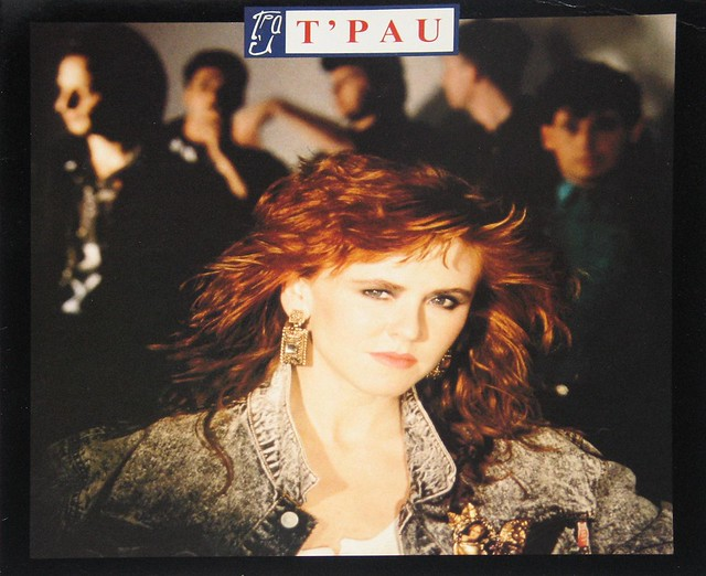 "T'Pau Bridge of Spies 12"" vinyl LP"