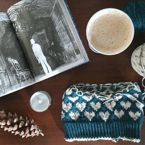 yarn along 030817