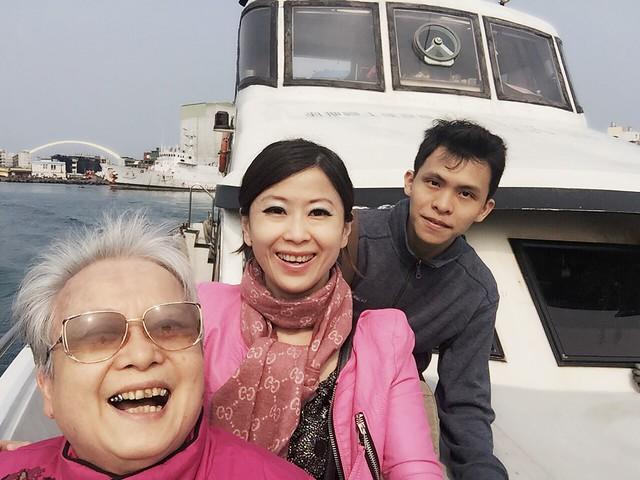 基隆港乘船 (9)