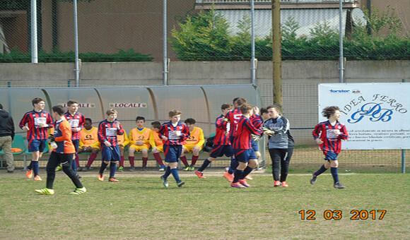 Giovanissimi Regionali, Alba Borgo Roma - Virtus 0-3