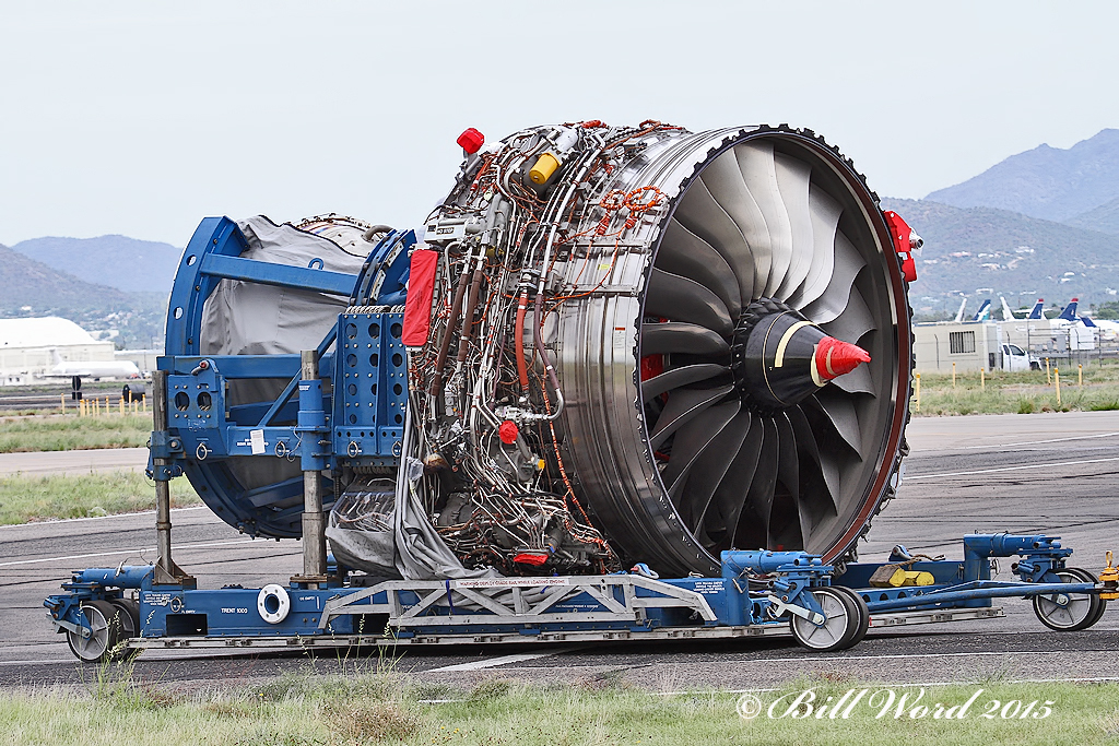 Rolls Royce Trent 1000 Engine For Boeing 787 A
