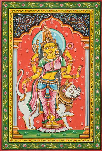 Mahalaya :: Starting Of Durga Puja