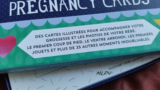 Milestone Pregnency Cards