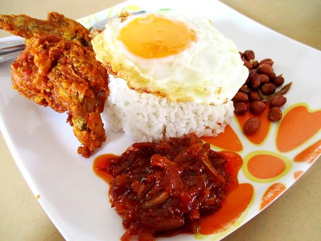 Ing Choon nasi lemak
