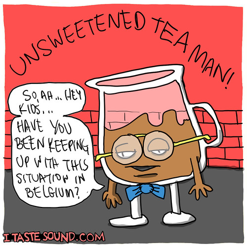 unsweetened | by Mike Riley