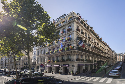 Hotel baltimore paris champs elysees hotel baltimore for Hotel baltimore paris