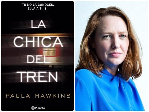 """LA CHICA DEL TREN"" de Paula Hawkins"