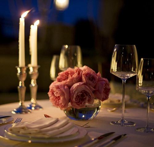 Ideas de decoración para la cena de San Valentín - Aion Sur ...
