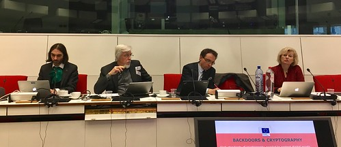 SAM: Cybersecurity Stakeholder meeting - Brussels, 13 February 2017