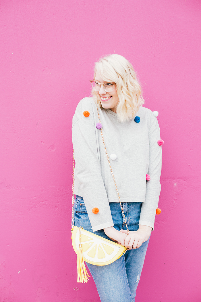 austin fashion blogger pom pom sweater8