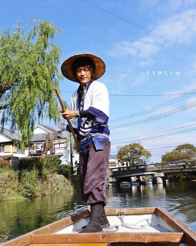 20日本九州自由行 日本威尼斯 柳川遊船  蒸籠鰻魚飯  みのう山荘-若竹屋酒造場