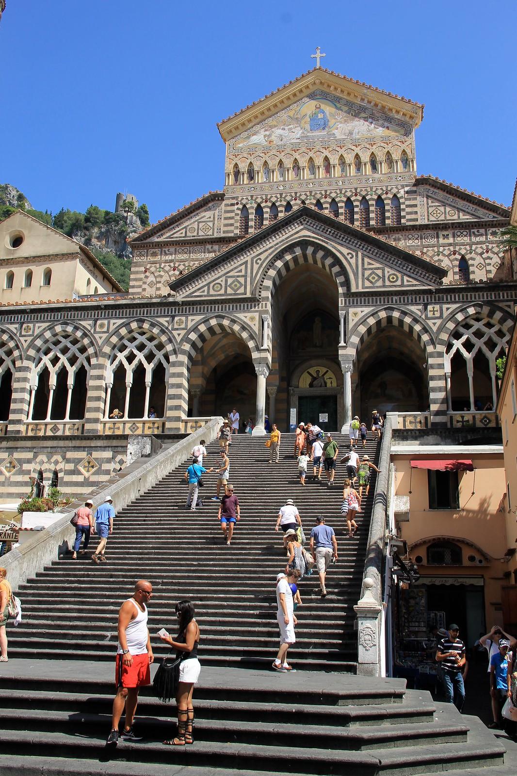 Amalfi boat cruise Sorrento Italy travel blogger UK
