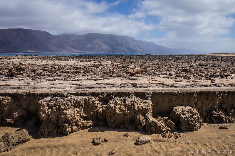 La roca llamada Baja de la Peña