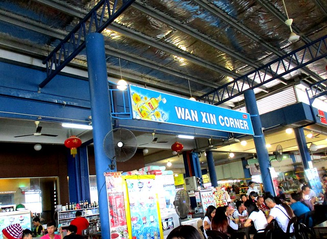 Sing Kwong hawker stalls