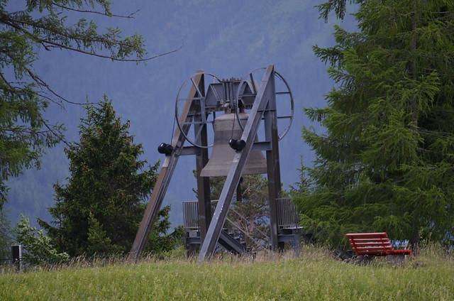 The Peace Bell, Mosern, Austrian Tyrol