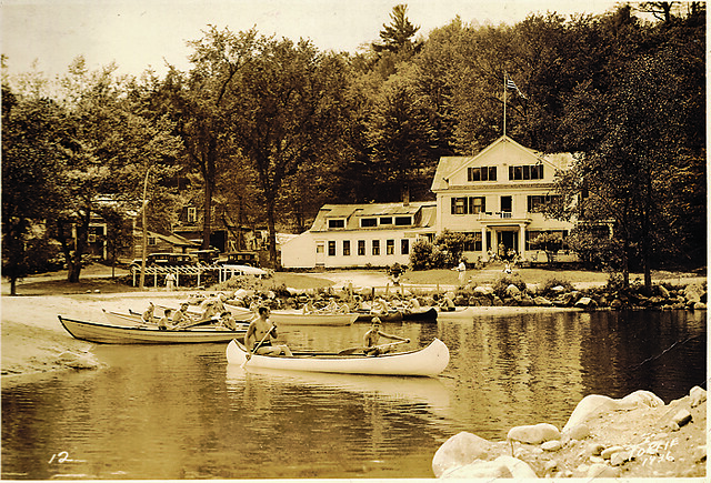 Purity Spring Resort Historic Photos
