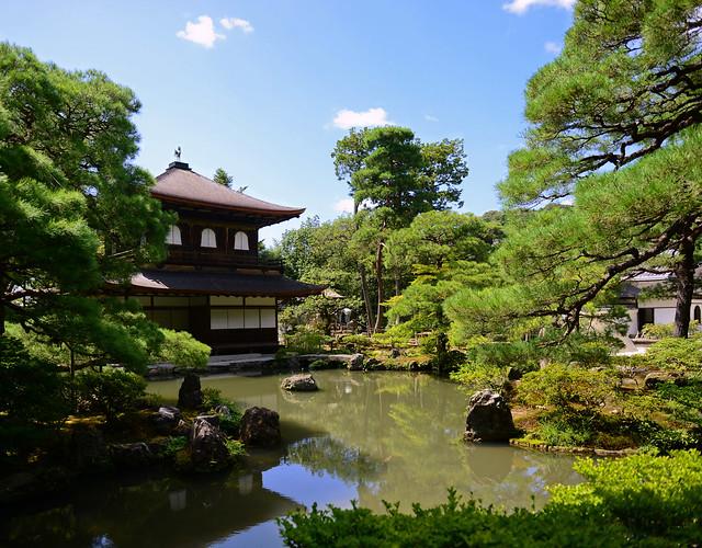 Ginkakuji, en Kioto