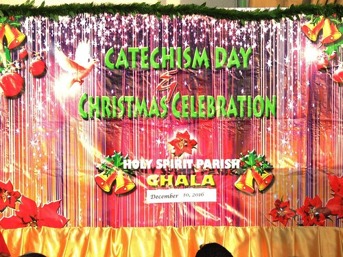 2016 Catechism Christmas Party