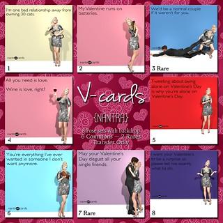 V-cards