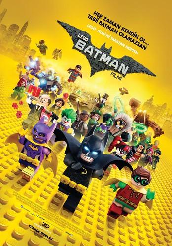 Lego Batman Filmi - Isra en Het Magische Boek (2017)