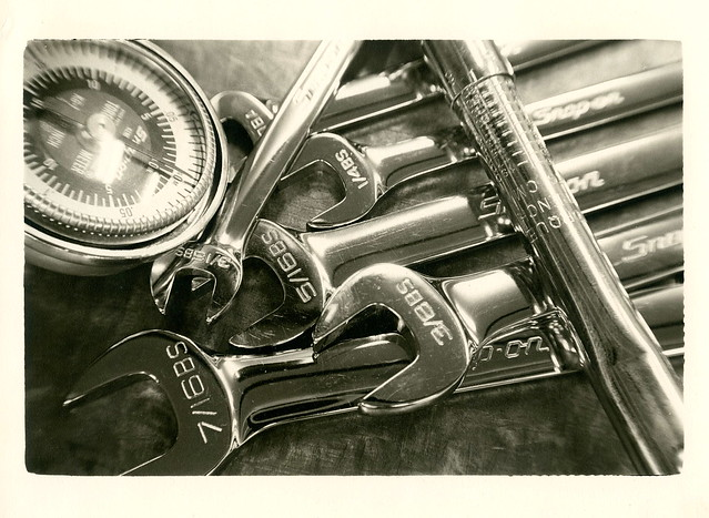 BS Snap-On tools for vintage british cars