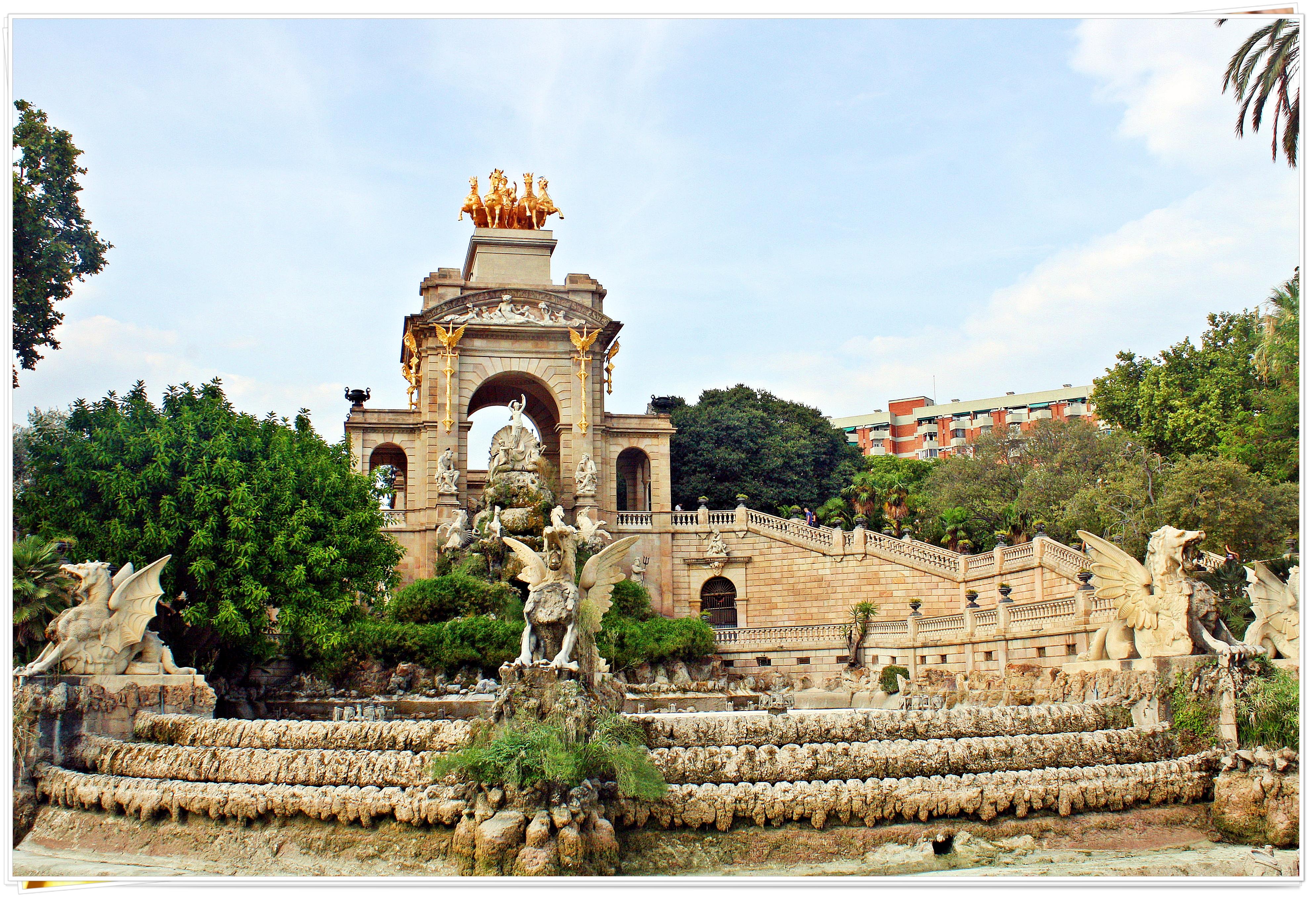 Parque de la Ciudadela - Barcelona, Spain 2013