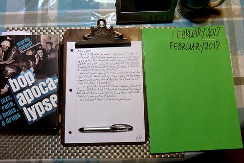 2017  February Diary
