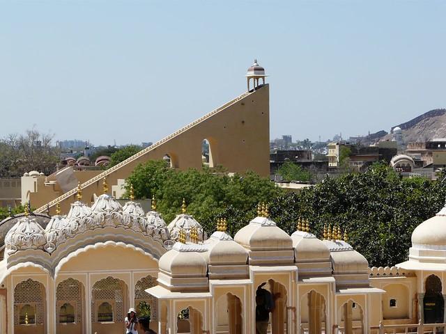 Jantar Mantar de Jaipur (India)