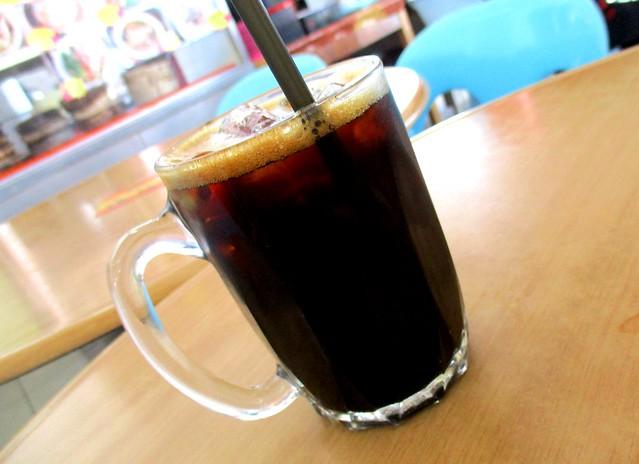 Yisen Cafe kopi-o-peng