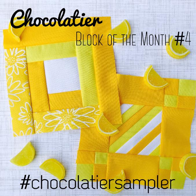 Chocolatier BOM #4 2 blocks