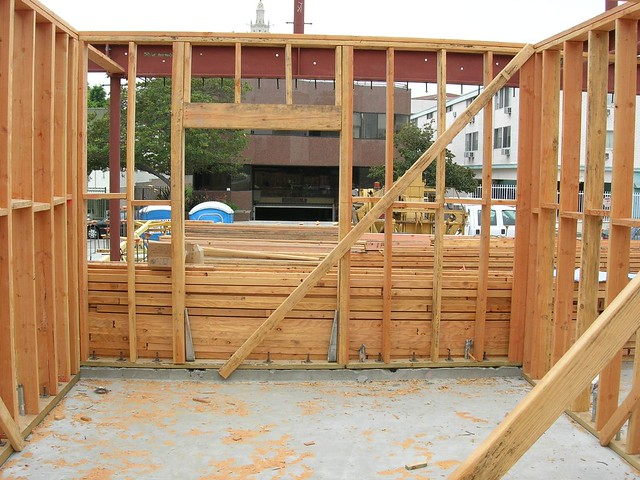 Wood Framing Construction  DYM LLC  Flickr