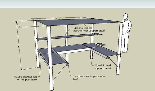 Michael Giambalvo U Shaped Desk Loft Design 1 Michael Is