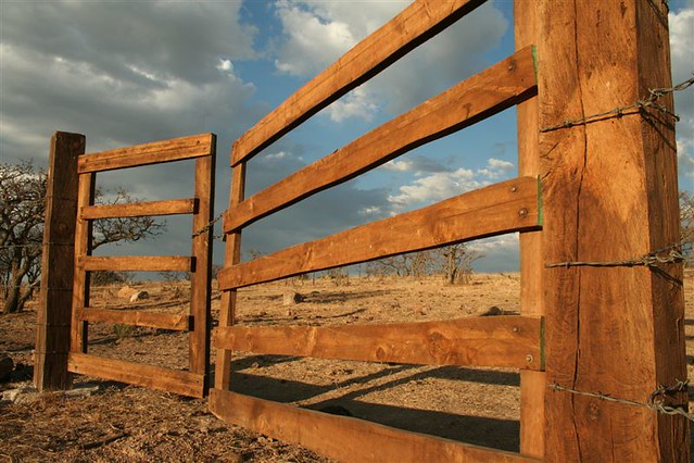 Ranch Gate   by Navarroe Ranch Gate   by Navarroe & Ranch Gate   These old doors have kept strangers out of thisu2026   Flickr