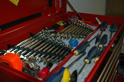 The Toolbox is Organized! | by TOMTEC