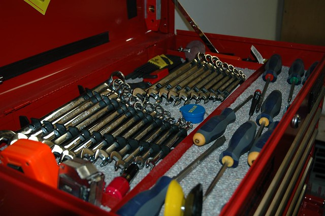 The Toolbox Is Organized Suprised I Was It S Not
