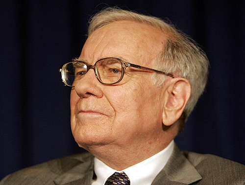 Warren Buffett | by trackrecord