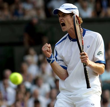 Andy Murray Official Site