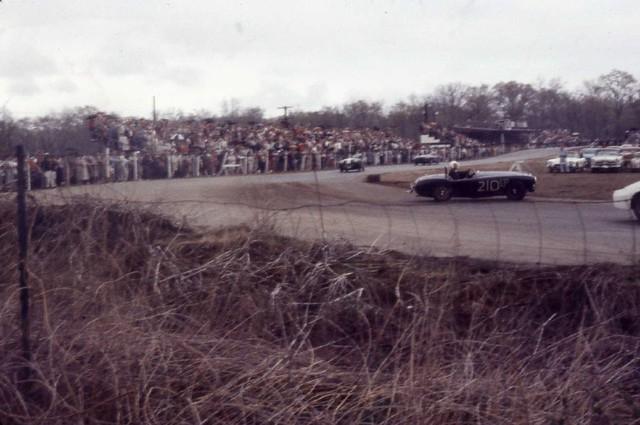 Marlboro Motor Raceway Maryland 1959 Janet