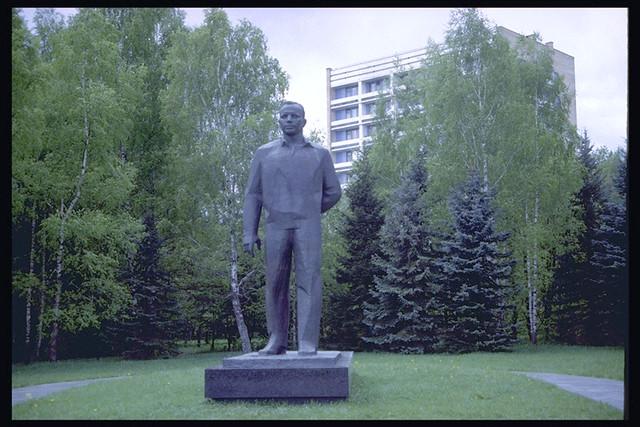 Yuri Gagarin Memorial, Star City, Russia | www.gctc.ru/eng ...