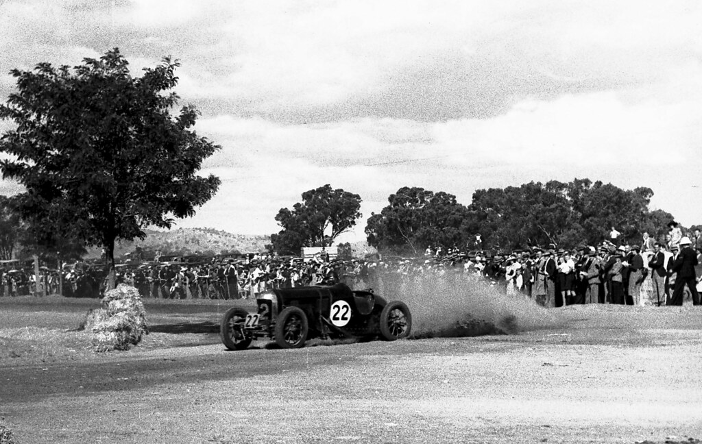 Albury NSW Old Racing Car 1938 Wirlinga Circuit King\'s Bir… | Flickr