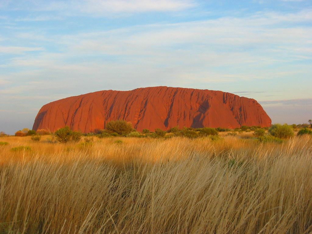 Ayers Rock Uluru Robert Nyman Flickr