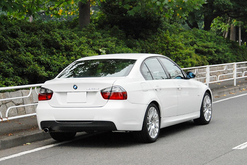 2006 bmw 320si e90 rear yoshina flickr. Black Bedroom Furniture Sets. Home Design Ideas