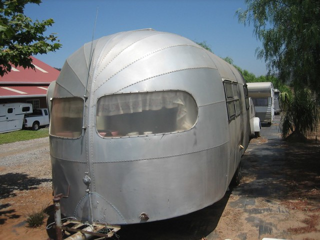 Travel Trailer by SILVER STREAK